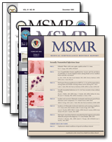 thumbnail image of several MSMRs