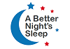Logo for A Better Night's Sleep podcast