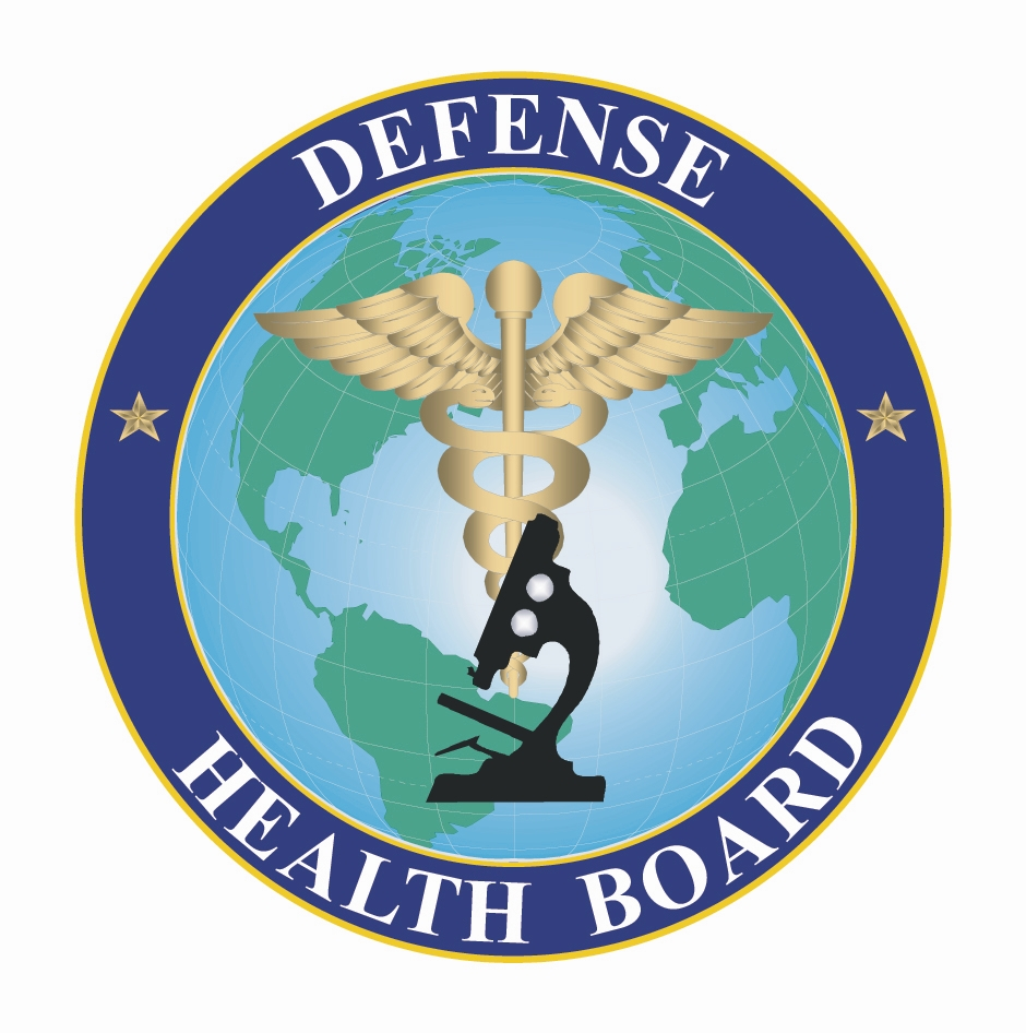 Defense Health Board logo