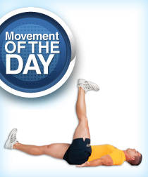 Movement of the day
