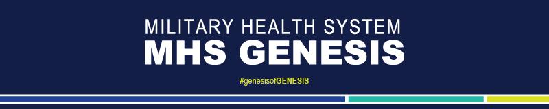 MHS GENESIS | Health mil