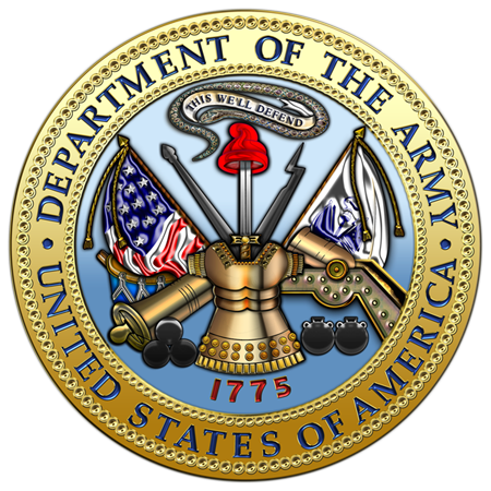 Department of the Army Official Seal