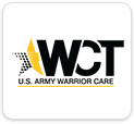 Image Block with Logo for Army Warrior Transition Command