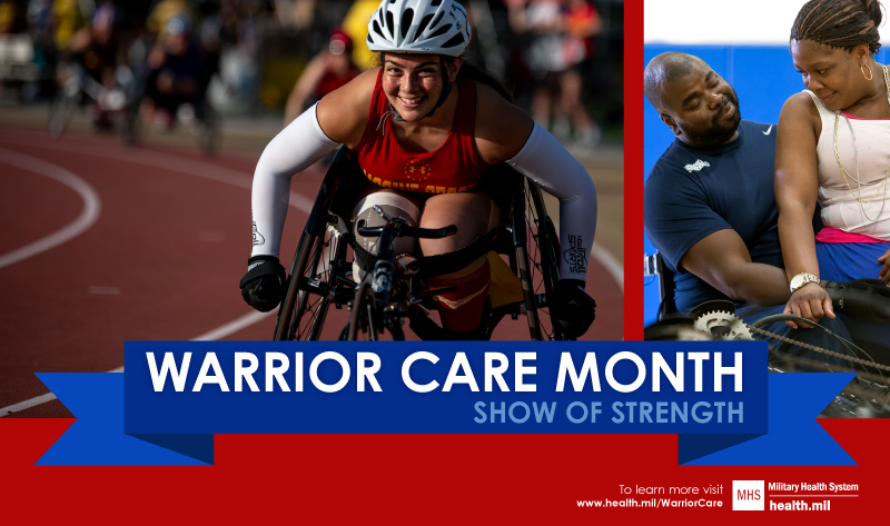 Warrior Care Month Spotlight