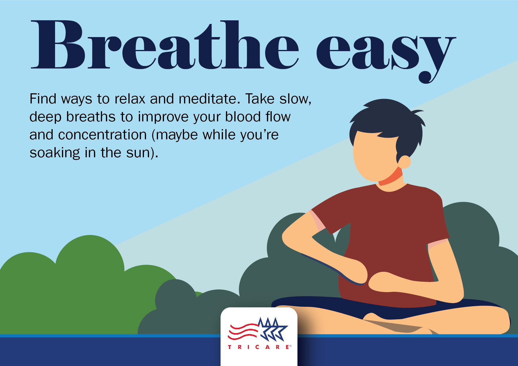 breathe easy while teleworking
