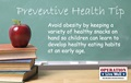 Preventive Health Tip #3: Healthy Snacks on Hand