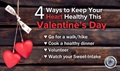 Keep Your Heart Healthy this Valentine's Day