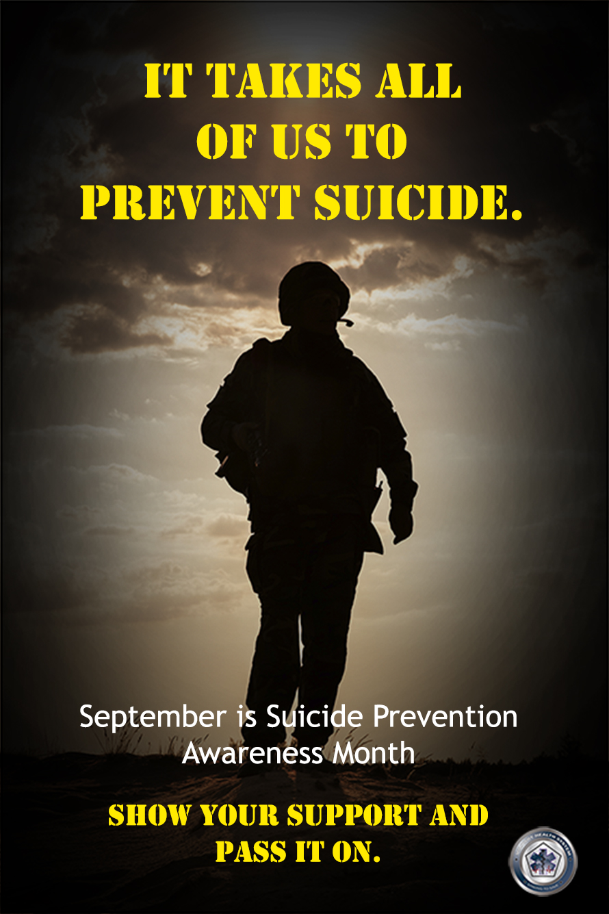 It Takes All of Us to Prevent Suicide