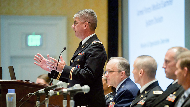 Opens larger image for Call for abstracts open for Military Health System Research Symposium