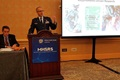 Air Force Col. Todd Rasmussen said battlefield research was uniquely requirements-driven, lifecycle by nature, and designed to deliver specific products. (Courtesy photo by USU)