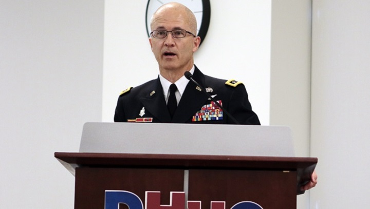 A Change In Leadership For The Defense Health Agency Health Mil