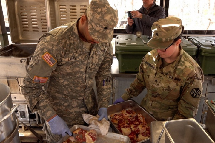 The Food Safety Managers Course can positively impact mission readiness. By inspecting food and food service facilities, and if needed, conducting bacteriological analysis of food, water, and ice samples keeps those food and water borne contaminants away. (U.S. Army photo)