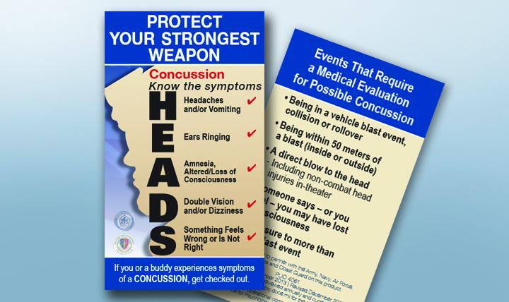 HEADS Card   Health mil