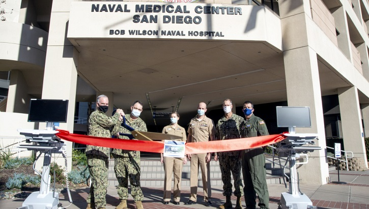 Links to MHS GENESIS has successful launch at Naval Medical Center San Diego