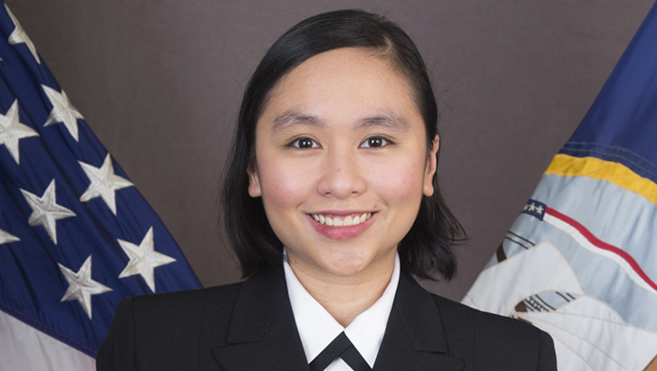 Navy Lt. Ara Gutierrez, Naval Readiness and Training Command Guantanamo Bay, was selected Navy Medicine's Medical Technology Subspecialty Junior Officer of the Year for 2020.