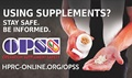 Operation Supplement Safety aims to help people make informed, responsible decisions on supplement use. (U.S. Air Force graphic)