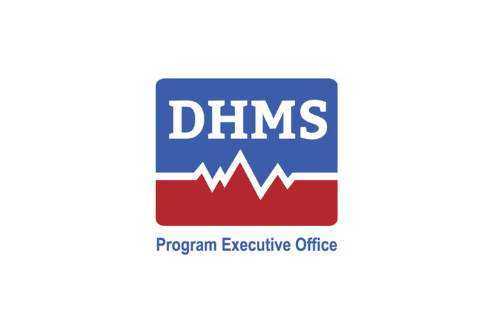 The Program Executive Office Defense Healthcare Management Systems logo