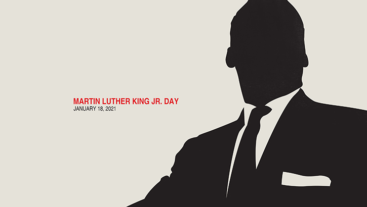 Opens larger image for Lessons of service-before-self epitomize Dr. King's legacy
