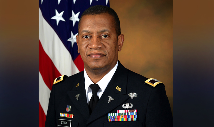 "Army Col. Randy Story, director of Medical Logistics for Health Readiness Policy and Oversight for the Military Health System's Health Affairs, believes that mentorship of the next generation is ""cultivating our greatest resource."""