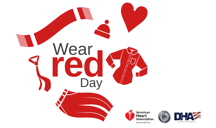 Wear Red Feb. 3 to raise heart health awareness