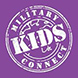 Official logo for Military Kids Connect