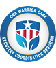 Logo for Department of Defense Warrior Care; Recover, Triumph, Reintegrate