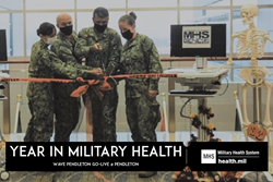 Year In Military Health graphic