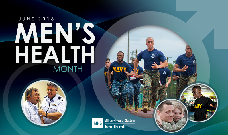 Men's Health Month Campaign image