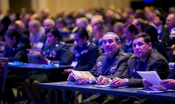 This year, the AMSUS conference theme emphasizes force health protection from the battlefield to home, with 15 countries represented by international delegates and military medical officers. DHA leaders are expected to discuss the ongoing Military Health System (MHS) transformation. (Courtesy photo)