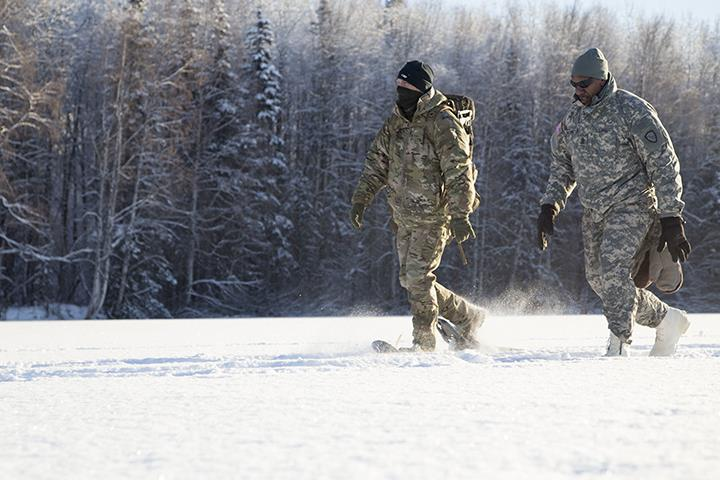 U.S. service members often perform duties in cold weather climates where they may be exposed to frigid conditions and possible injury.