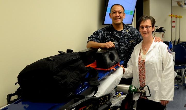 » Leidos Partnership for Defense Health