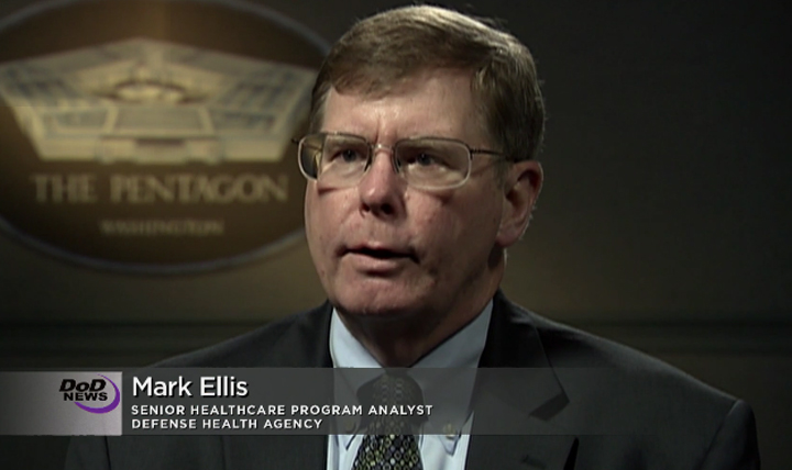 Mark Ellis, Senior Health Program Analyst, Defense Health Agency